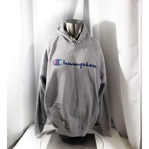 Champion Hooded Sweatshirt Size XL